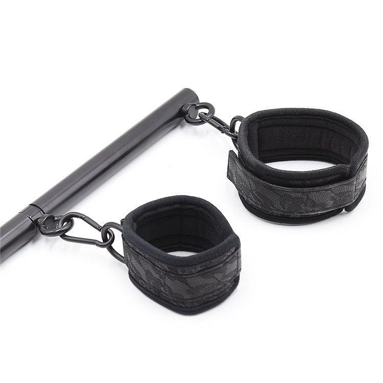 Bdsm Wrist Ankle Cuffs Bondage Slave Restraints Belt In Adult Games For Couples Fetish Sex Toys For Women
