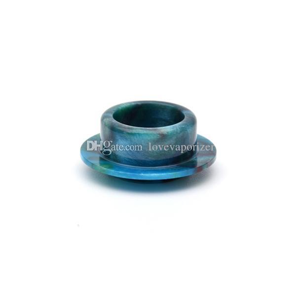VGOD Epoxy Resin Drip Tip Wide Bore E cigarettes RDTA rda Atomizetr Mod E cig Drip Tips Mix Colors DHL free