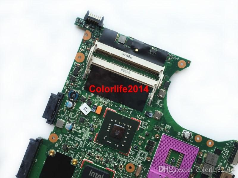 For HP 6530S 6730S Series 501354-001 GM45 Chipset DDR2 Laptop Motherboard Mainboard Working perfect