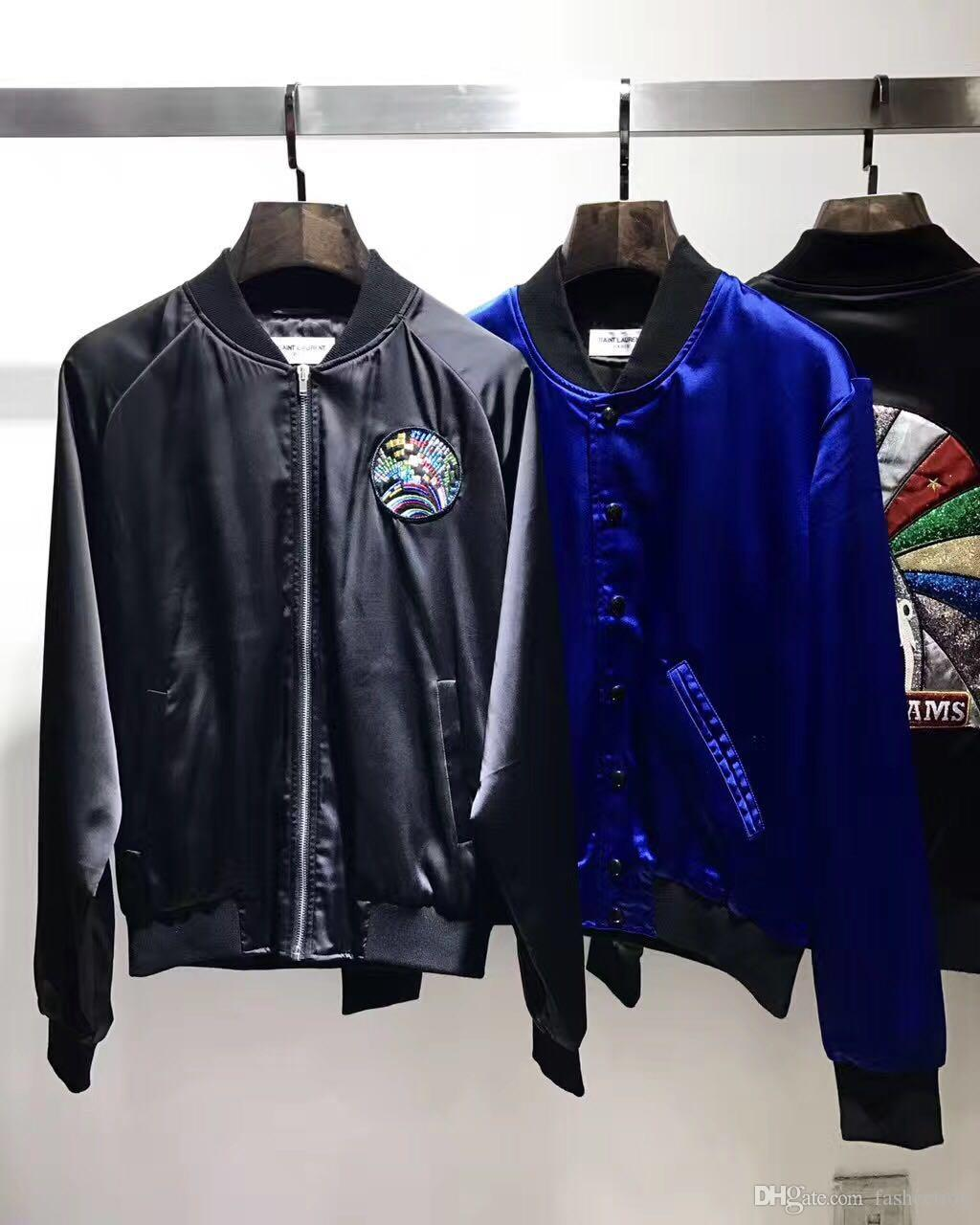 Falection 2017 Ss Saint Slp Shark Sweet Dreams Leather Sequins ...