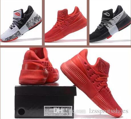 d0cbfa7a7bf9 Bounce Techifit Lillard Dame 3 Basketball Shoes AAAA High Qulity ...