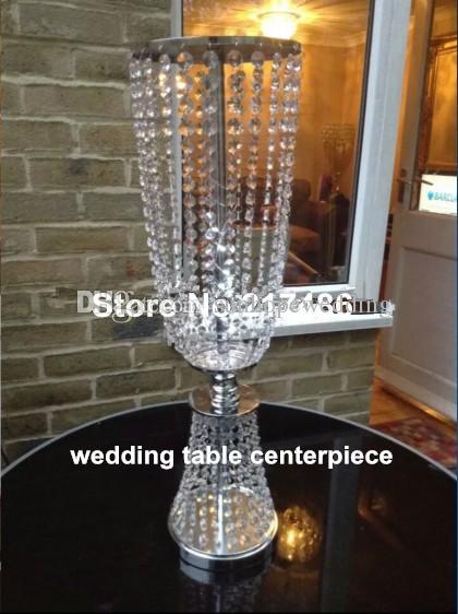 Lüks düğün sütunlar sütun düğün sahne için geçit standı kristal koridor ayağı düğün dekor