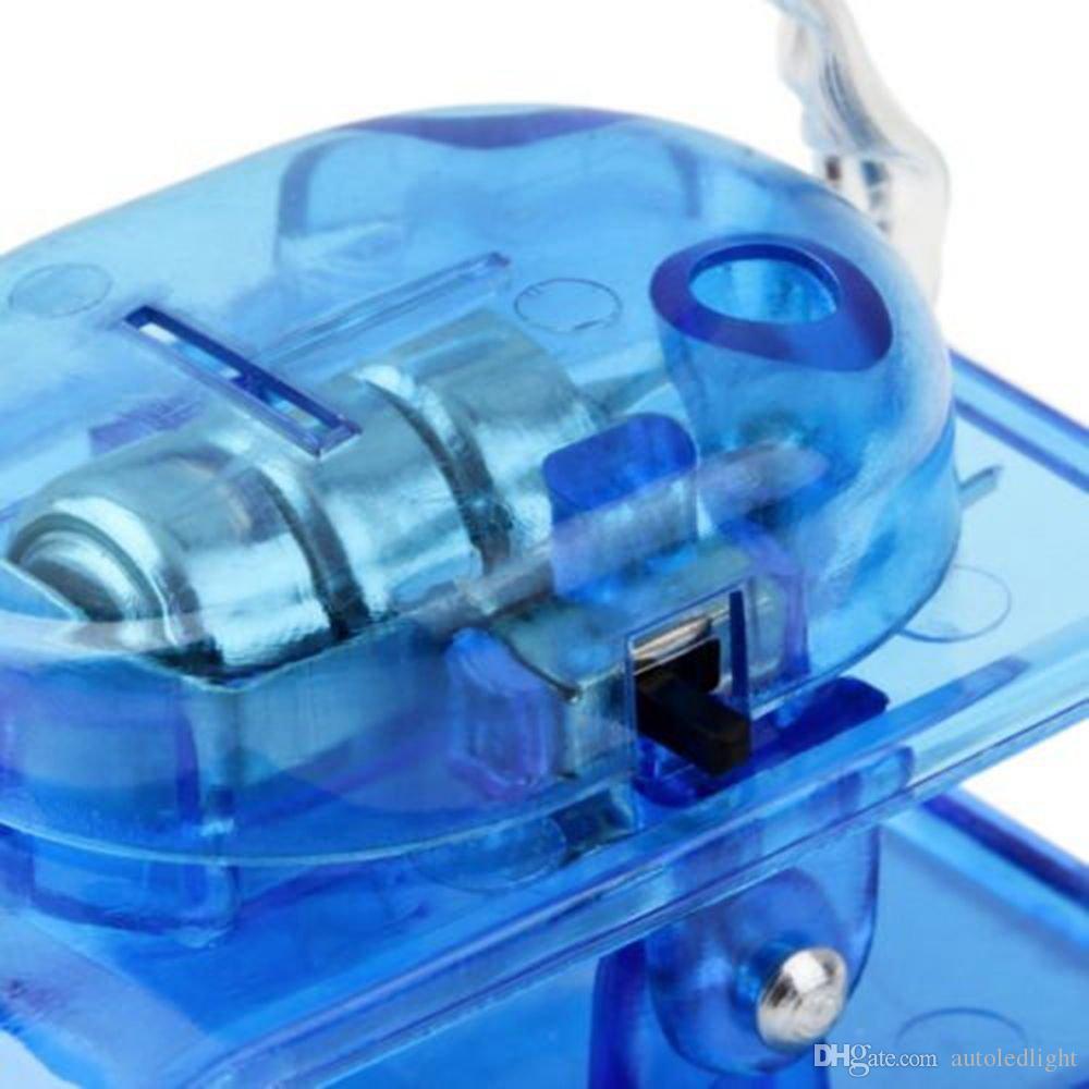 Haltbarer justierbarer heller LED-Klipp auf Buch-Leselicht Minitischlampe LED befestigen Buchlicht Mini-Nachtlichtlampe