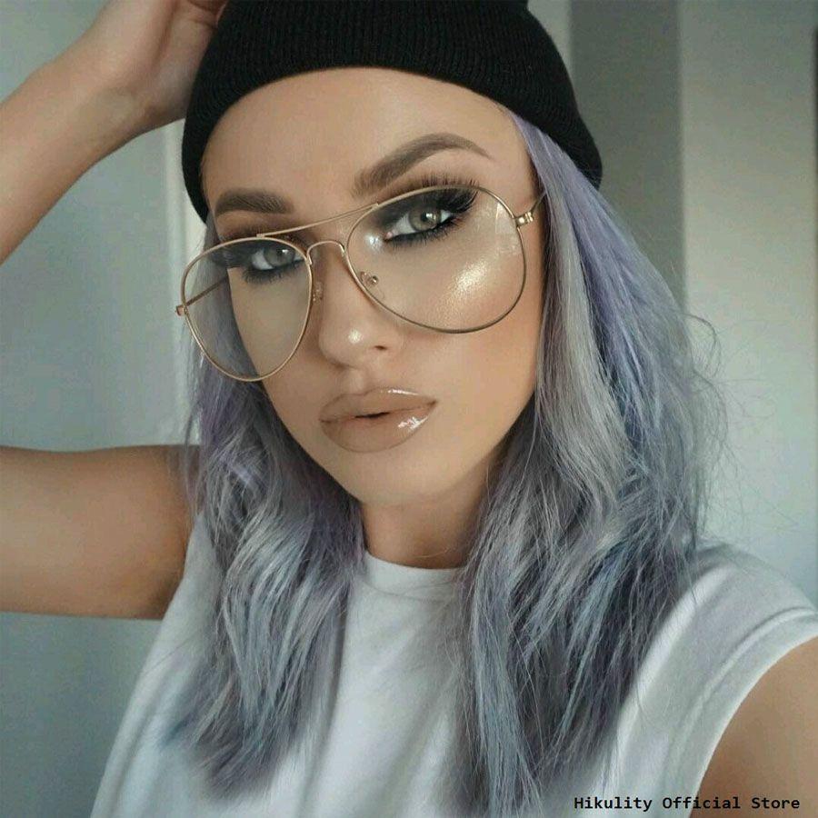 095cfacbcba 2019 Wholesale Hikulity 2017 Brand Design Eyeglasses Women Glasses Clear  Luxury Optical Spectacle Eyewear Frames Men Glasses Frames Female Male From  Juaner