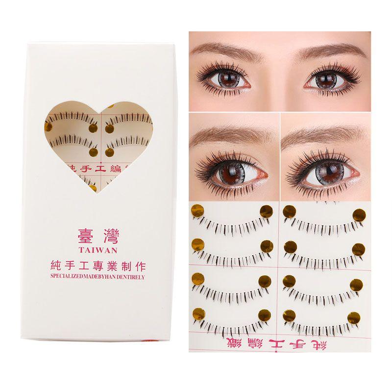 1a660fc13cf Wholesale Handmade Natural Lower Under Bottom Fake False Eyelashes Eye  Lashes Hot Eyelashes For Cars Individual Eyelashes From Jiaogao, $35.95|  DHgate.Com