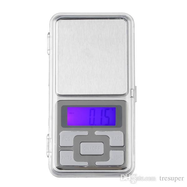MH01高品質200G / 0.01GミニデジタルポケットGEM計量スケールバランス