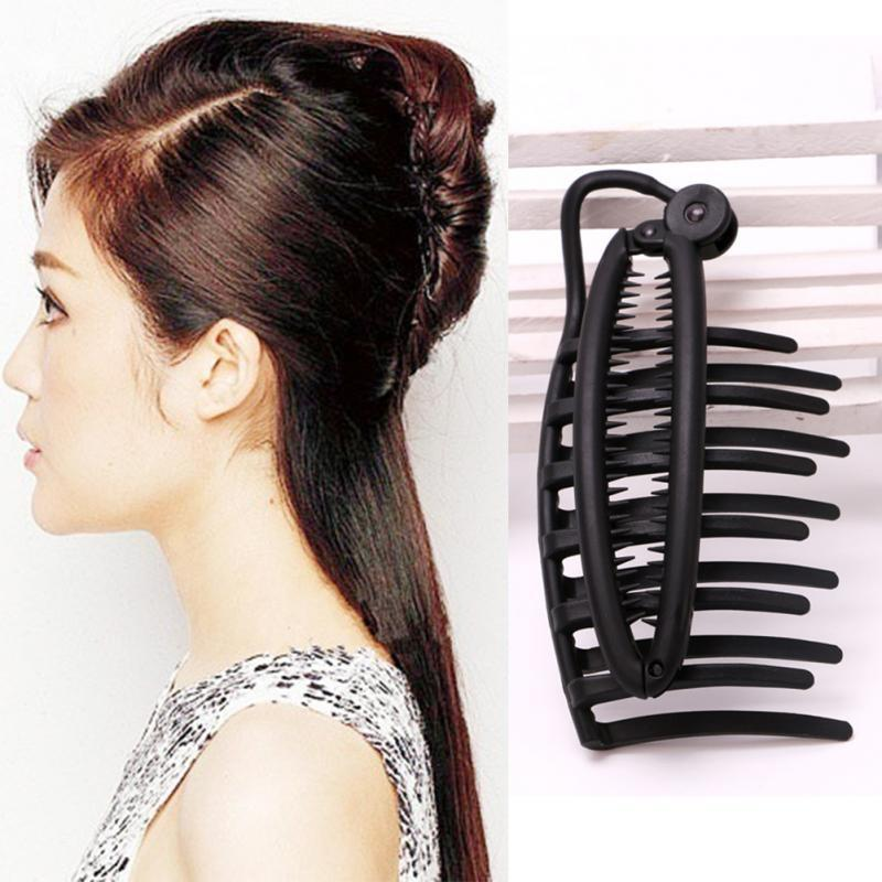 Professional Hair Styling Tools Office Lady Braided Hair Tools ...