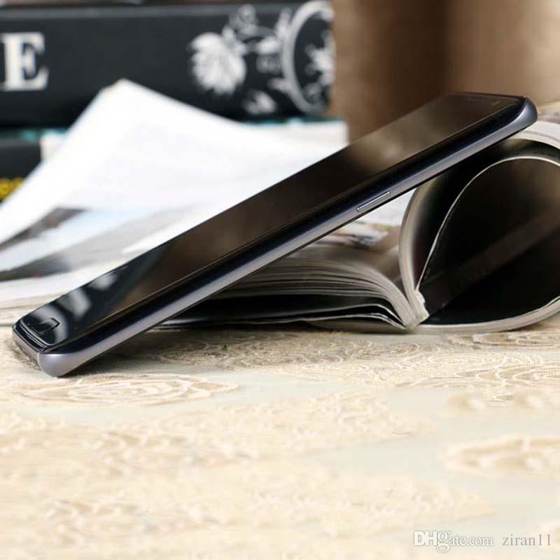 goophone s7 edge 1G RAM 8G ROM cell phone Quad Core 5.5inch smartphones A+ Clone Phone DHL Free