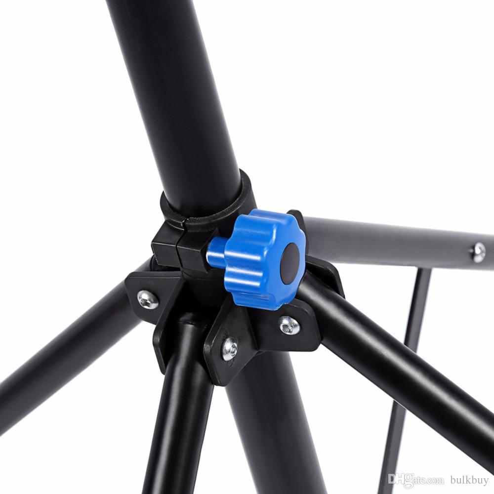 TX-02 Bicicleta de Aço Suporte de Reparação de Bicicleta Titular da Bicicleta de Estacionamento Rack de Manutenção Ferramenta de Reparação de Rack Estação de Reparação de Automóveis de Ferro Quadro Bancada atacado