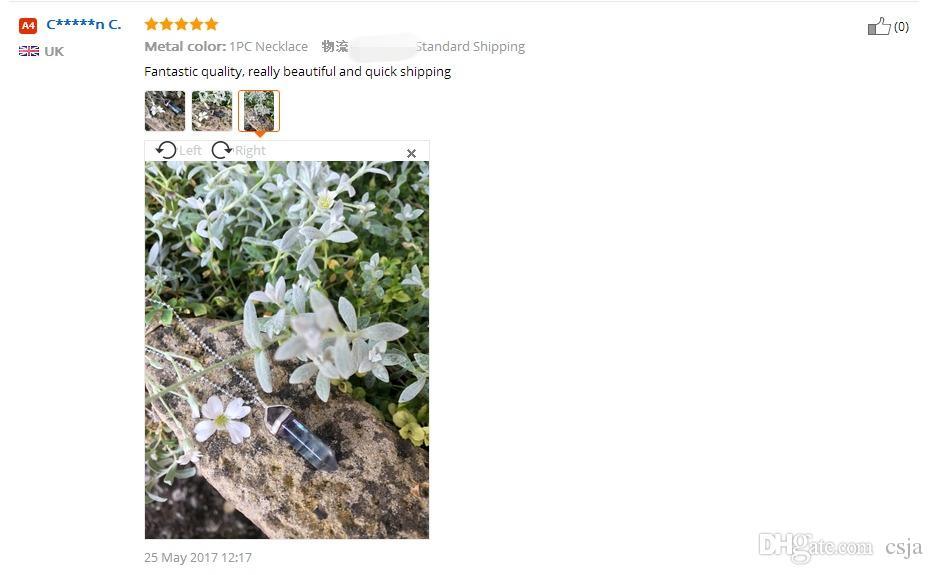 CSJA Heißer Fluorit Halskette Anhänger Natürlichen Edelstein Kugel Hexagonal Punkt Pendel Spalte Reiki Chakra Heilung Schmuck für Männer Frauen E546 A