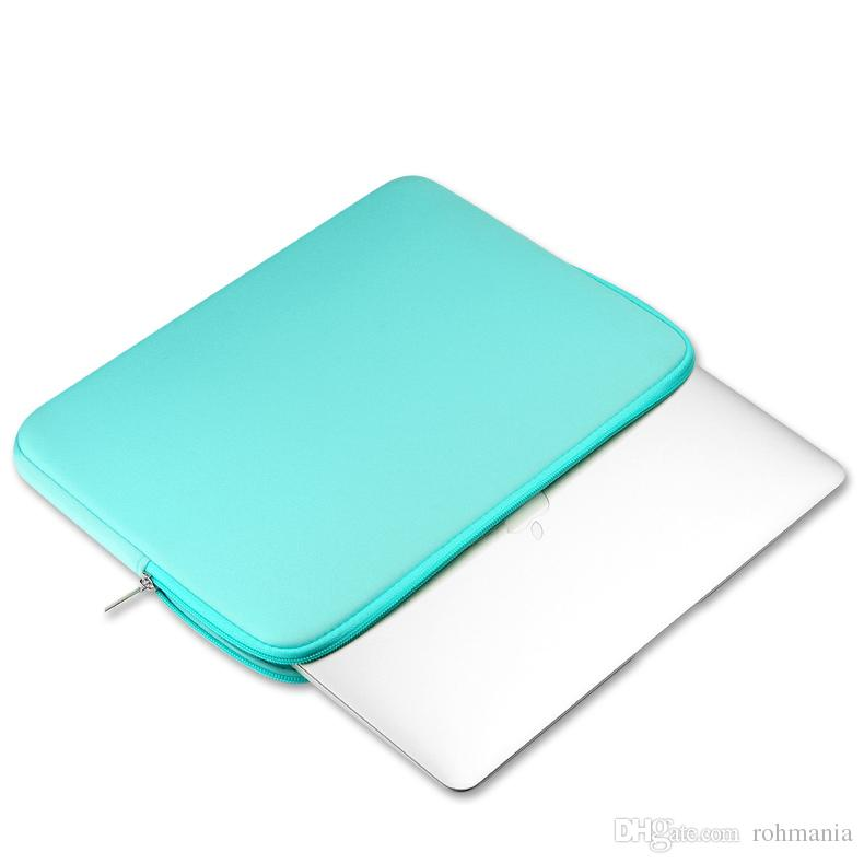 Luva de laptop 13 polegadas 11.6 12 15.4-Inch para Macbook Air Pro Retina Display 12.9