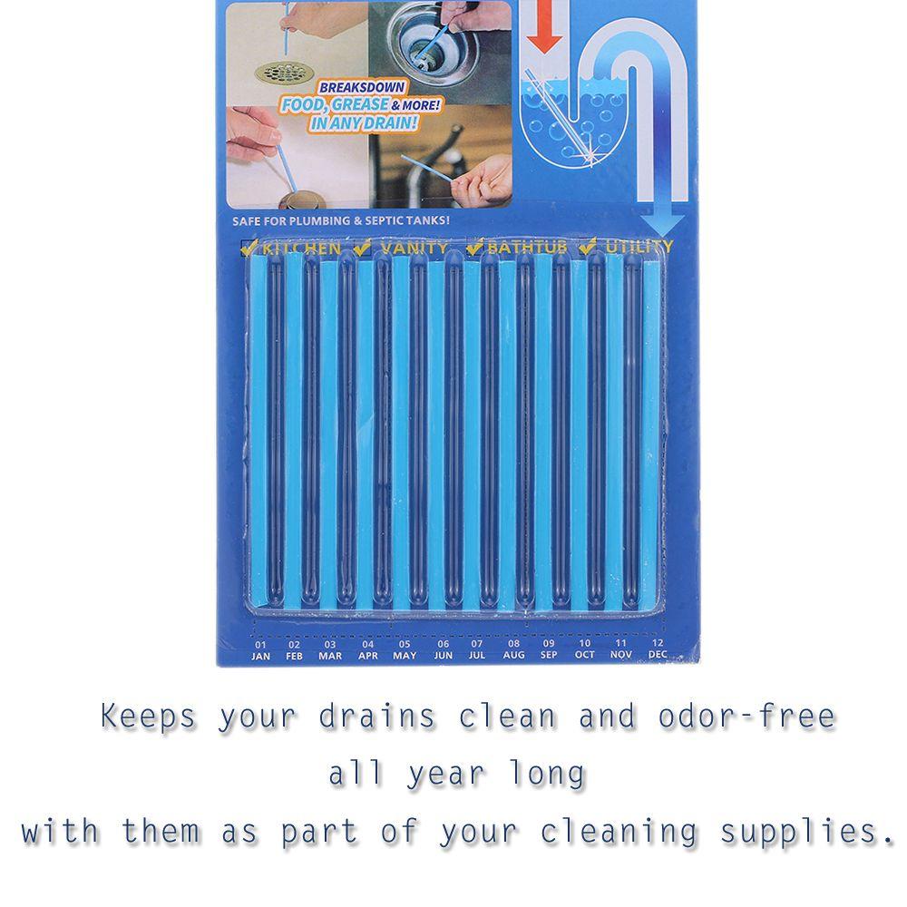 Best Pipeline Bathtub Drain Cleaner Decontamination Rod Sani Rods ...