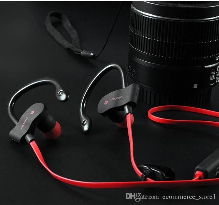 마이크 인 - 이어 아이폰 6 삼성 샤오 미 전화 번호에 대한과 최신 56S 스포츠 무선 블루투스 이어폰 스테레오 이어폰 헤드셋 헤드폰
