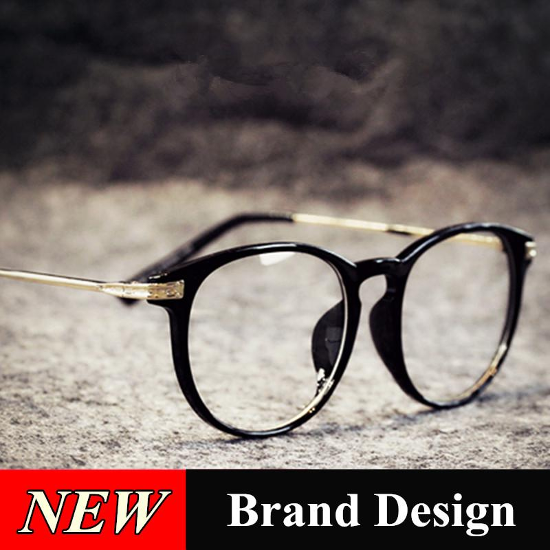 2130935077 2019 Wholesale Fashion Lasses Women Men Eyeglasses Eye GLasses For Female  Male Myopic Optical Degree Spectacle Frame Eyewear Frames 2017 From Huteng