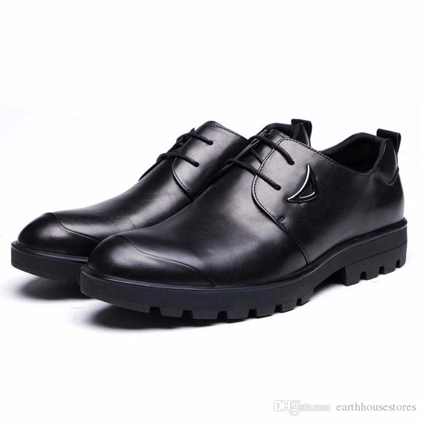 Very Comfortable Black Work Shoes