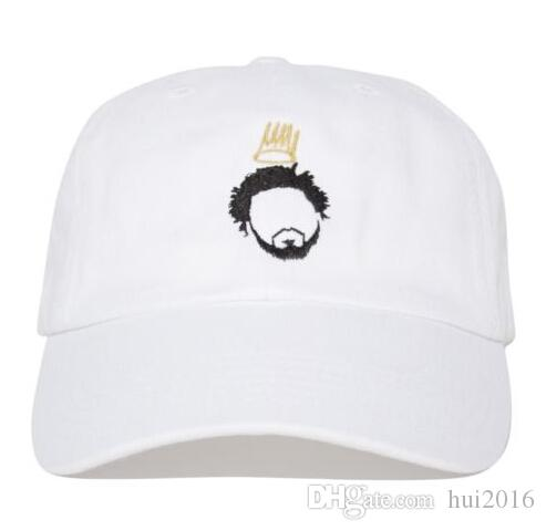 J Cole King Halo Crown Dad Cap Hat Exclusive 90s ASSC VLone Star Boy Girl  Hip Hop Hats 6 Panel Bone Gorras Swag Hat Stores Custom Trucker Hats From  Hui2016 86e67941c2