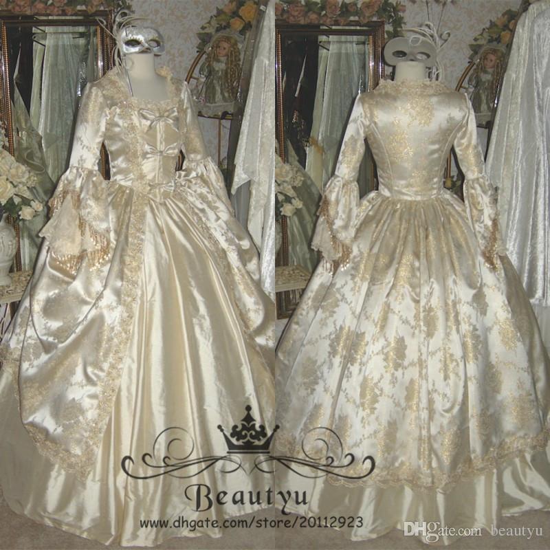 Victorian Lace Dresses