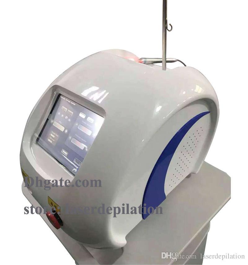 معدات التجميل بالليزر إزالة الوريد العنكبوت آلة 980nm ديود ليزر إزالة الأوعية الدموية