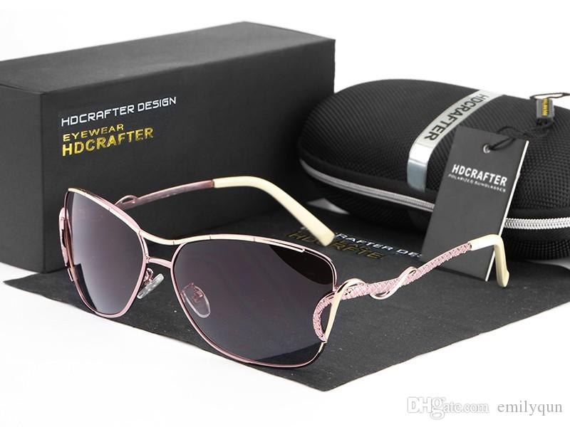 New Fashion Women Glasses Brand Designer Women Polarized Sunglasses Summer  Shade UV400 Outdoor Sun Glasses with Original Box Case Brand Designer  Sunglasses ... 1e877e7cbe