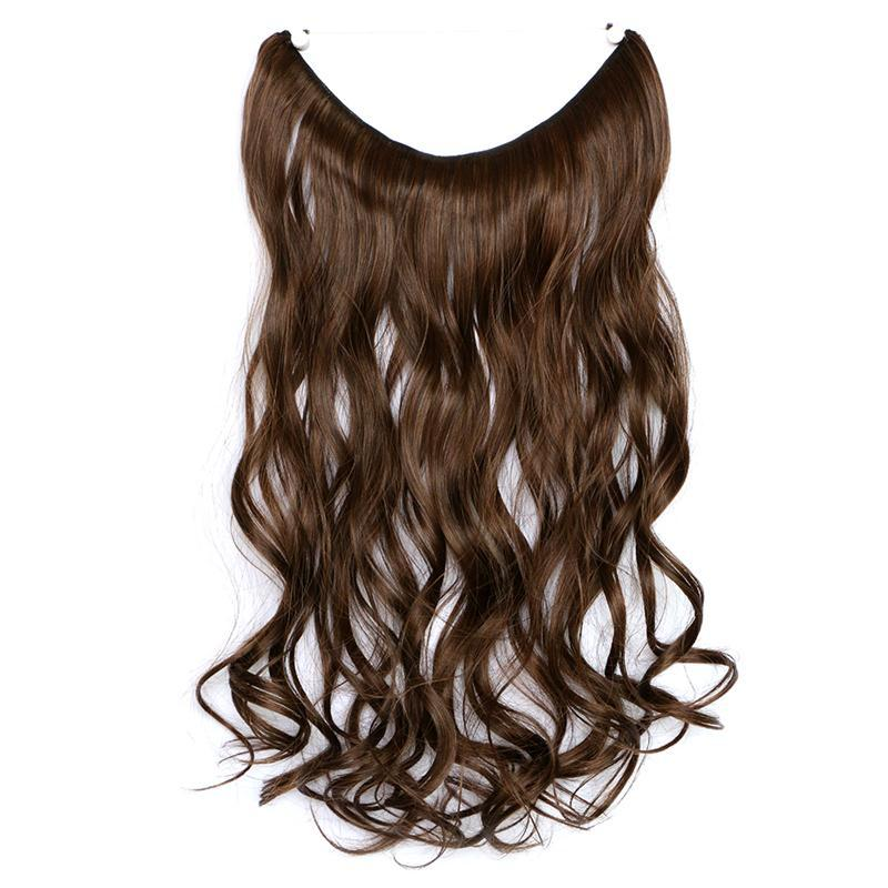 Wholesale Ms Curlywavy Hide Wire Flip Insynthetic Hair