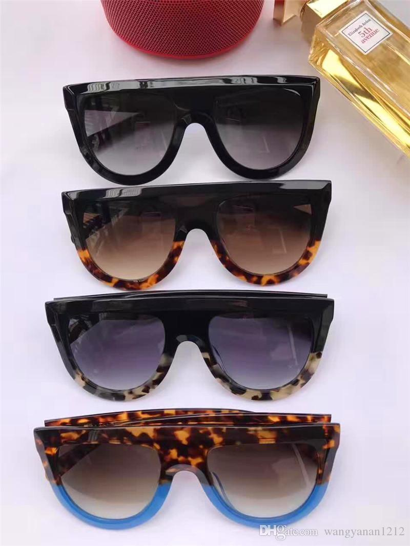 new fashion women brand designer sunglasses CE sunglasses 41398 audrey sunglasses top quality metarial leopard frame UV400 lens summer style