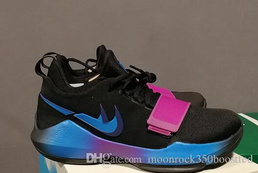 7e0722881630 ... man paul george pg 1 dream off hook zoom low basketball sport shoes  adult i glacier
