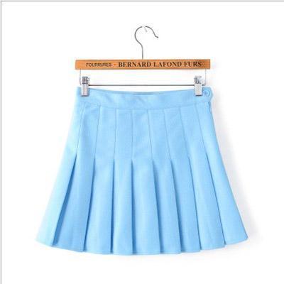 New Summer style sexy Skirt for Girl lady Korean Short Skater Fashion female mini Skirt Women Clothing Bottoms