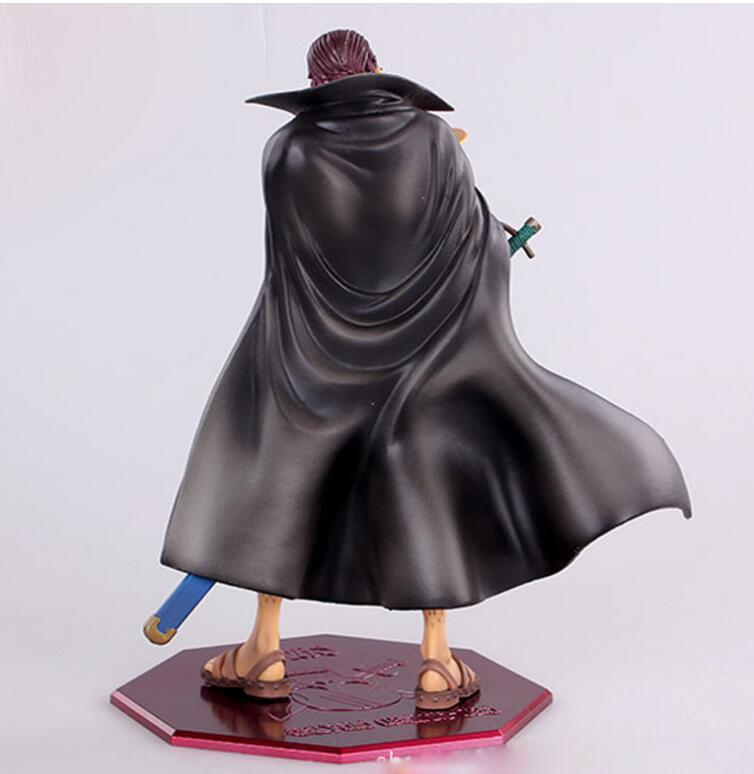 Birthday gift Megahouse One Piece SHANKS LE ROUX POP NEO-DX Red Haired Shanks 25cm Models PVC Collection