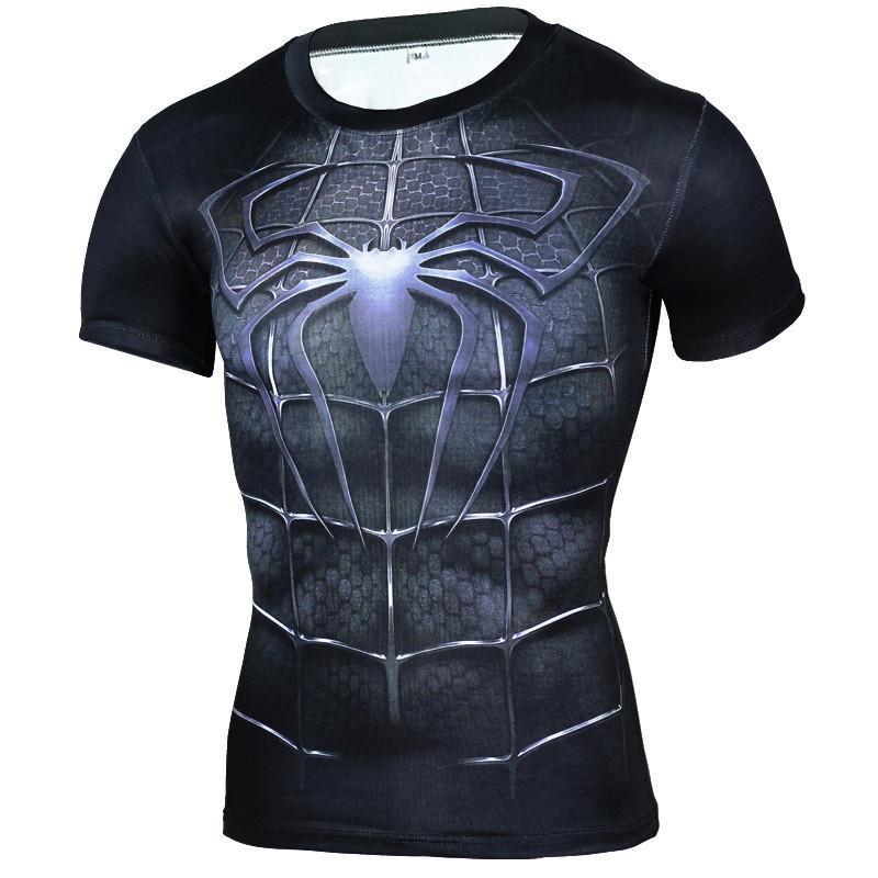 9bca58b574c X201710 Brand Clothing 2016 Superhero Compression Shirt 3D T Shirt Captain  America Punisher T Shirt Bodybuilding Crossfit T Shirt Shirts Funny  Designer ...