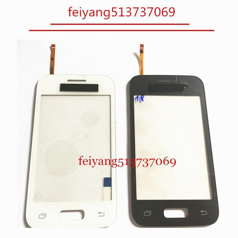 10pcs Original Gray White For Samsung Young 2 Sm G130 G130 Touch Screen Digitizer Panel Replacemer Parts