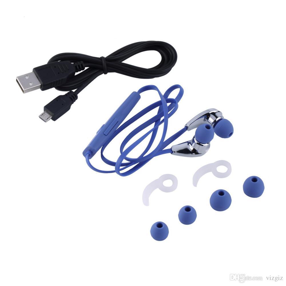 N2 Bluetooth V4.1 auriculares deportivos GYM Auriculares estéreo auriculares a prueba de sudor