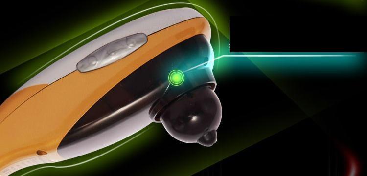 Dispositivo di massaggio elettrico bastone da massaggio multifunzionale massaggiatore martello ly-606c collo le gambe Spedizione gratuita.
