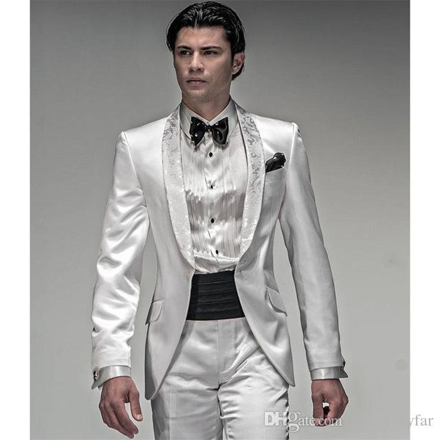 2017 Latest Coat Pant Designs Printing Shawl Lapel Custom Made ...