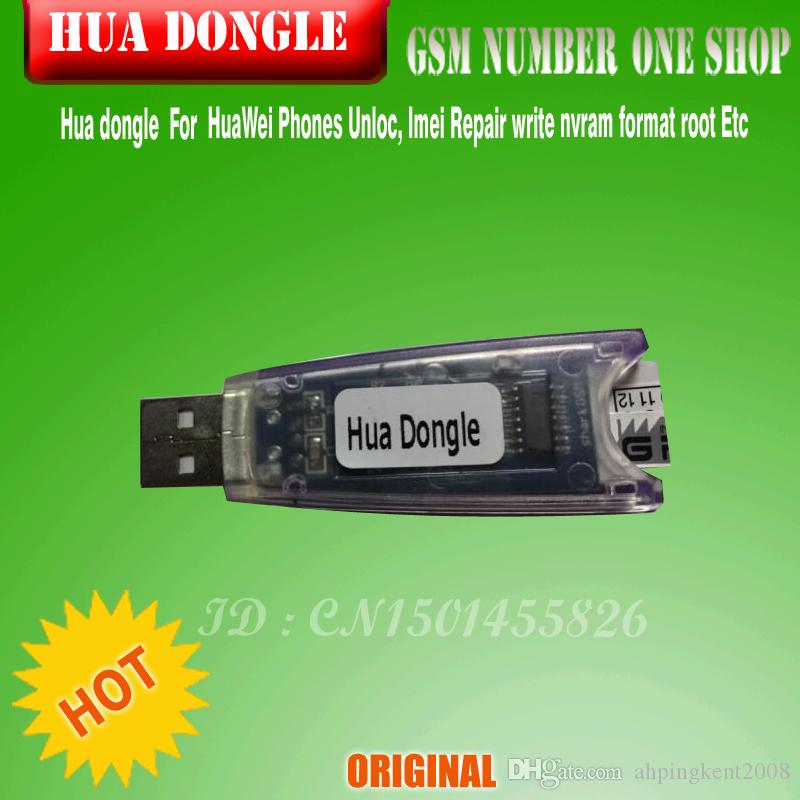 Cellphones & Telecommunications Communication Equipments 2018 The Newest 100% Original Hua Dongle Hua Dongle Actived For Hua Wei For Unlock Repair Imei Write Nvram Format Root Etc
