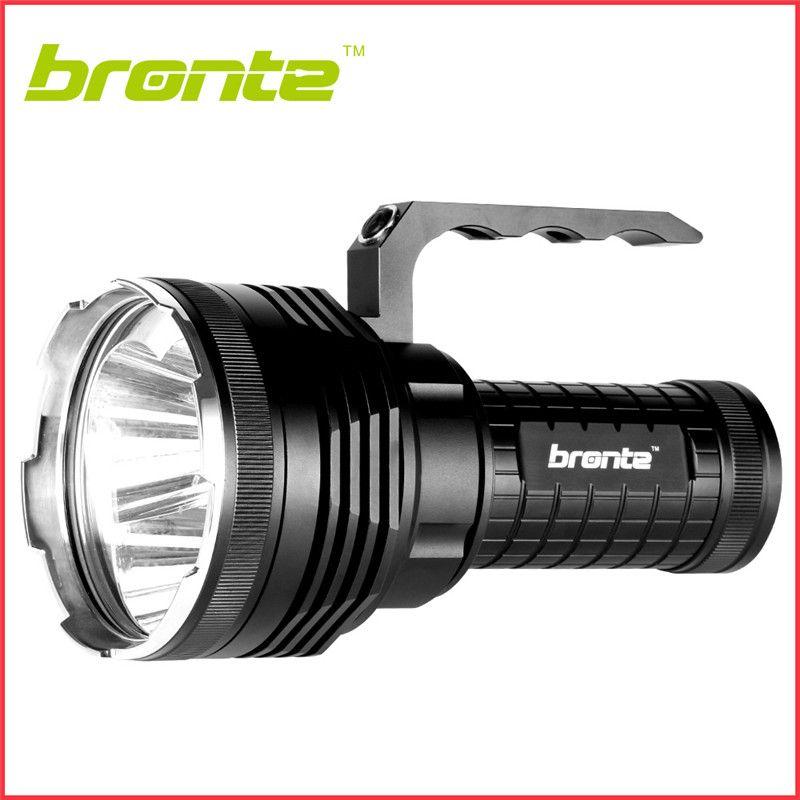 brightest 3 xhp70 led flashlight 10000 lumens 4 modes powerful flashlight bronte bt41 h7 led. Black Bedroom Furniture Sets. Home Design Ideas
