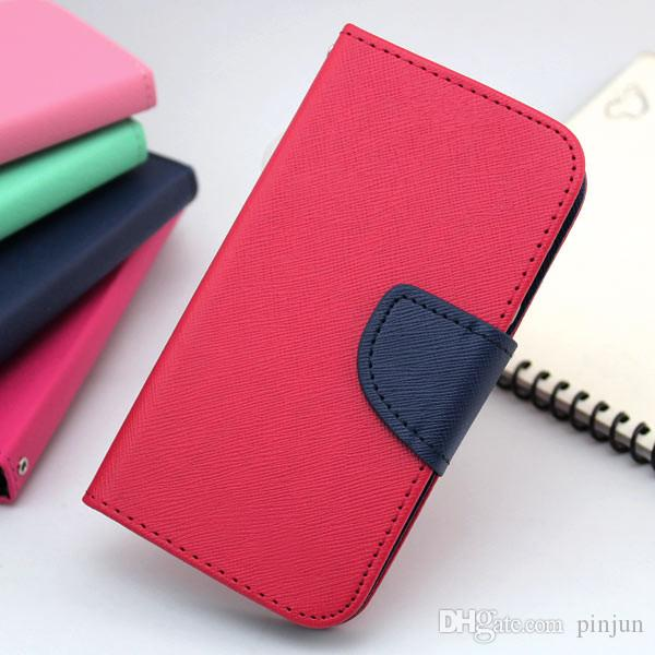 For ZTE Grand X4 Z956 Grand X Max 2 Z988 Z963U Kirk flip Leather luxury wallet pouch case cover inside credit card Slots