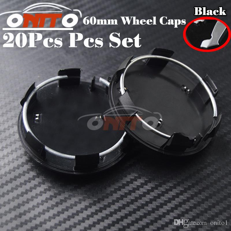 60MM Wheels Rims Accessories Badge Car Wheel Rim Emblems Cover for 206 307 308 408 3008 301 508 2008 Auto Wheel hub Logo Caps
