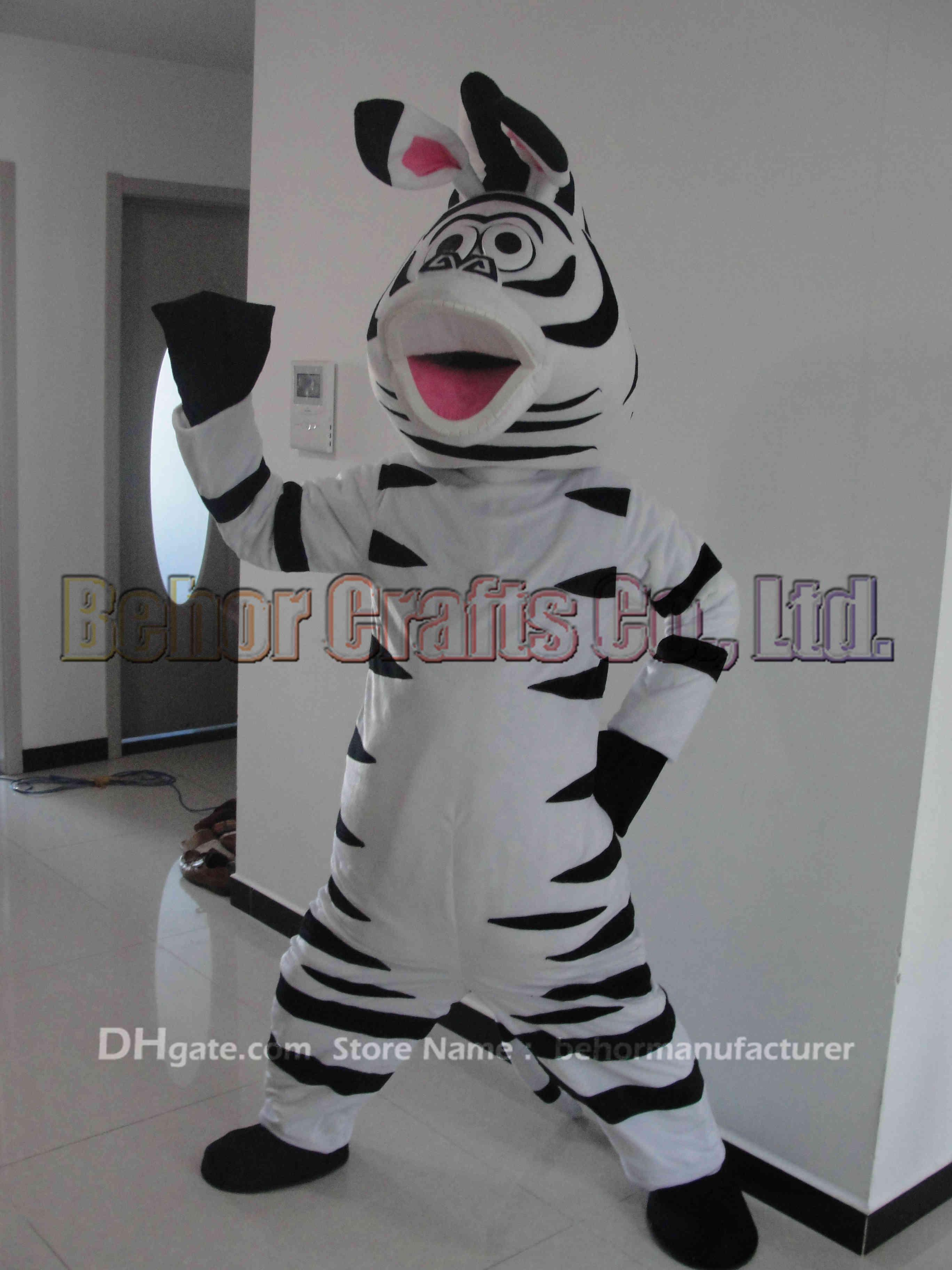 Marty Mascot Costume Cheap High Quality Carnival Party Fancy Plush Walking Madagascar Zebra Mascot Adult Size. Nun Costume Cheap Costumes From ... & Marty Mascot Costume Cheap High Quality Carnival Party Fancy Plush ...
