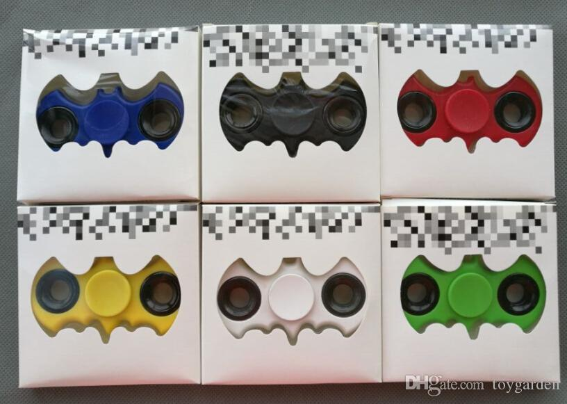 Stress Relief Toy Toys & Hobbies Hottest Fashion Colorful Hand Spinner Anxiety Stress Adults Kid Fidget Spinner Metal Finger Toys For Children 2017 Hot Selling