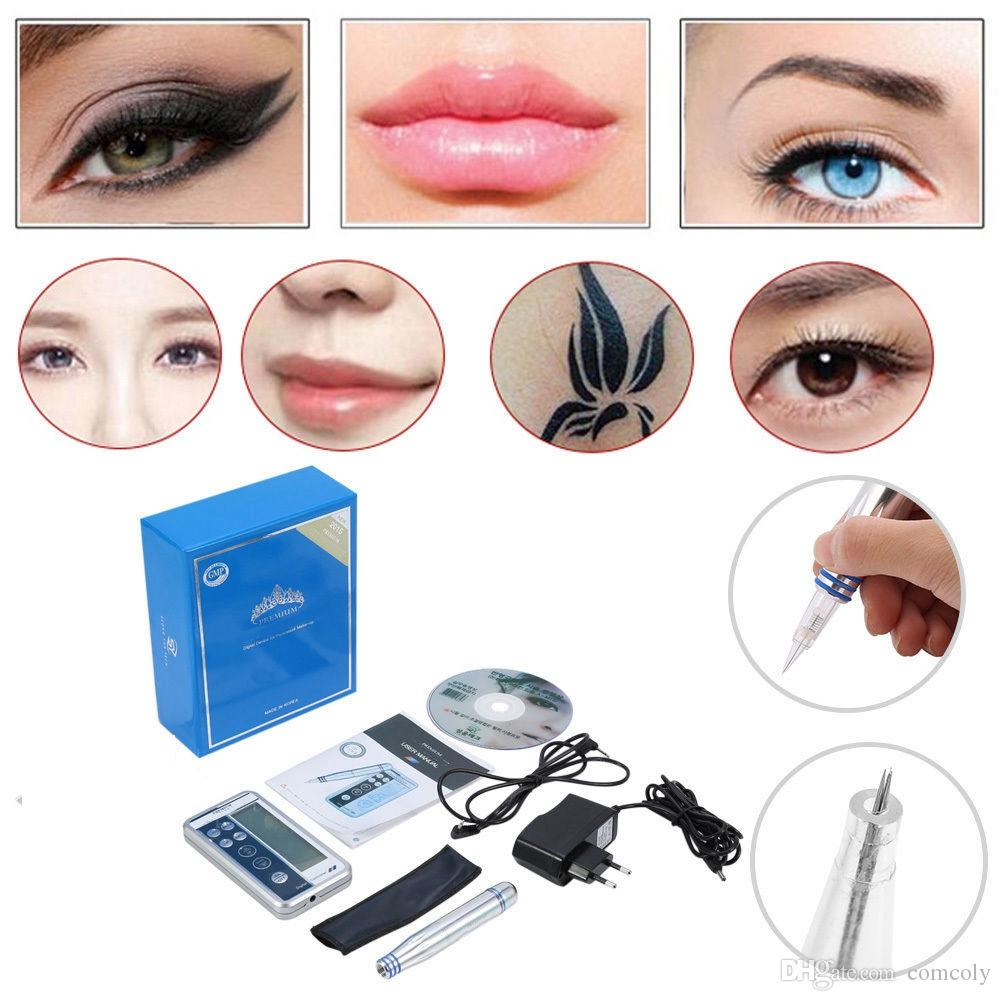 Fast Shipping Digital Permanent Makeup Cosmetic Kits Eyebrow