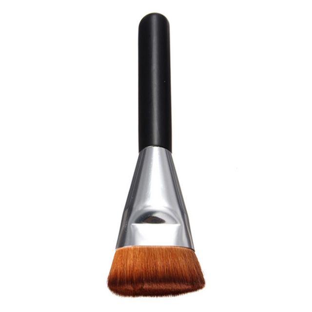 Brand New Professional Contour Fondation Blush Brush Visage Maquillage Grandes Pinceaux Pinceaux Synthétiques Cheveux Cosmétiques Outils