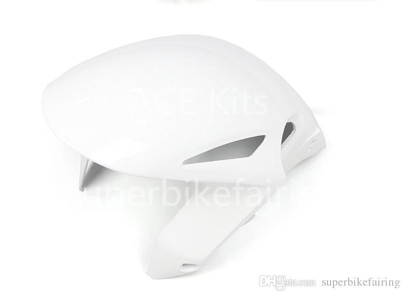 3 freie Geschenke für Honda CBR1000RR 08 09 10 11 1000RR 2008 2009 2010 2011 ABS-Plastikeinspritzung-Motorrad-voller Verkleidungs-Kit Weißklassiker A =