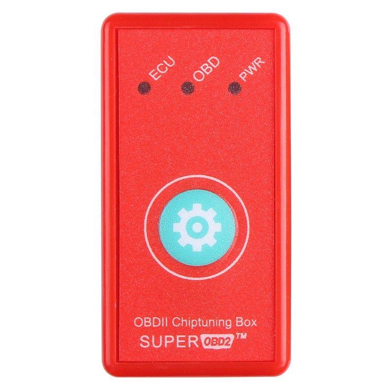 New arrival SUPEROBD2 same as NitroOBD2 Performance Chip Tuning Box for Benzine Cars NitroOBD2 Chip Tuning Box