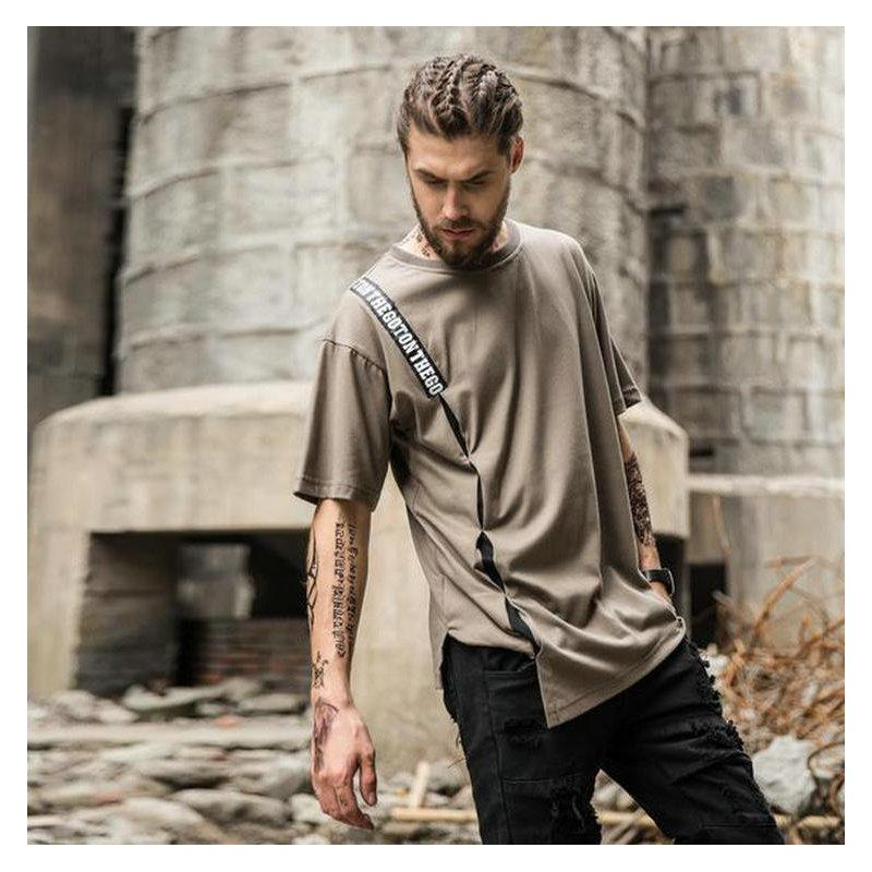 Short Sleeve T Shirts Men S Clothes Summer Fashion Casual Tshirts
