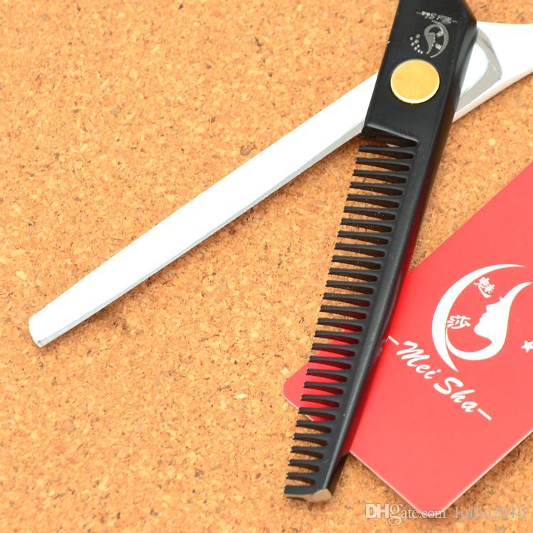 5.5Inch Meisha Professional Hairdressing Scissors Kits JP440C Hairdresser Haircut Razor Salon Hair Cutting Scissors with Bag,HA0207