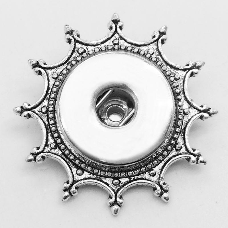 Freies Verschiffen 8 Artenbrosche Druckknopf Schmuck-Weihnachtsgeschenk für Mädchenfrauen (passende 18mm 20mm Druckknöpfe) XJ006-Schmuckherstellung, DIY