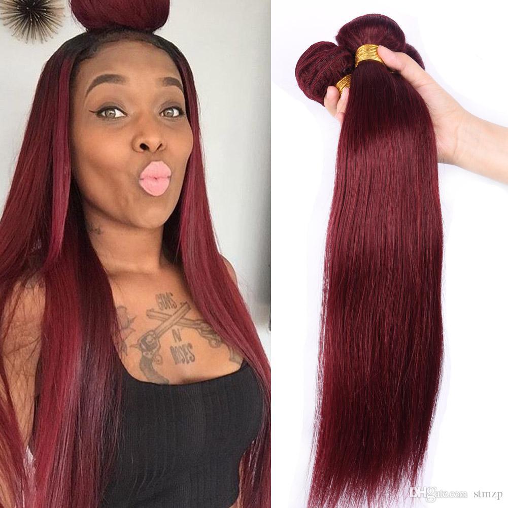 Peruvian Virgin Hair Straight Weave 4 Bundles Peruvian Human Hair