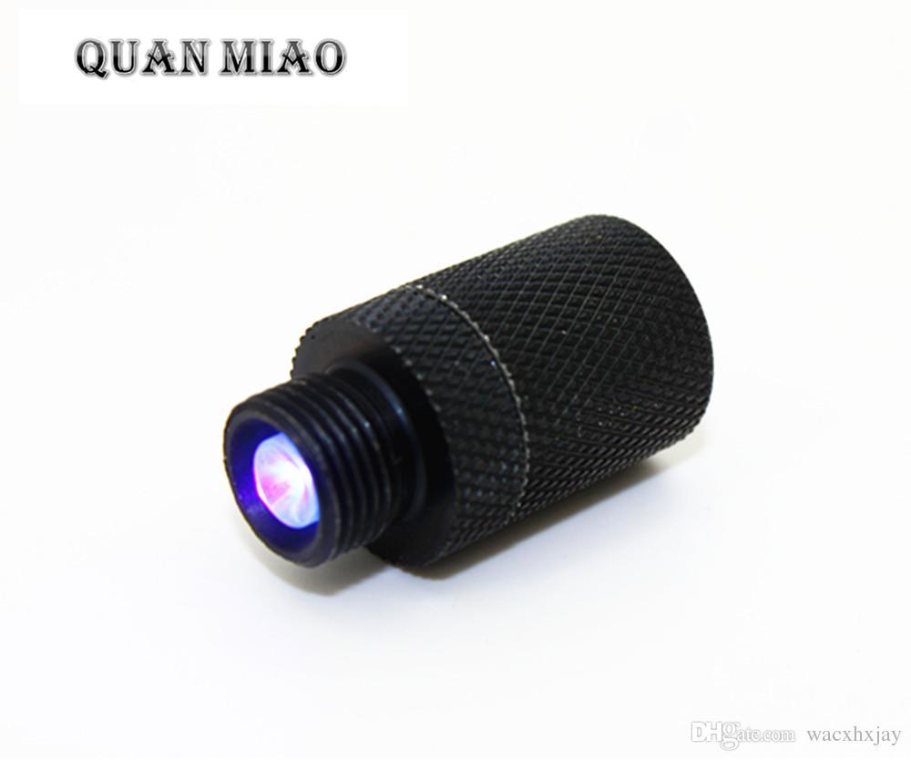 Kvalitet Bow Sight Lila Ljusbelysning Haze Rheostat 3 / 8-32 för Truglo PSE Cobra Toploopa Archery Sighting Device