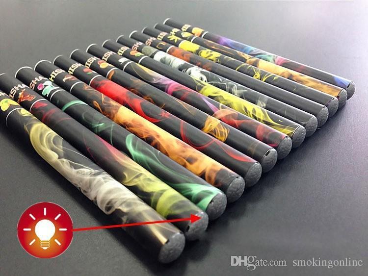 E ShiSha time e cig Disposable Electronic Cigarette shisha e-cig 500 puffs Various Fruit Flavors Hookah pen DHL