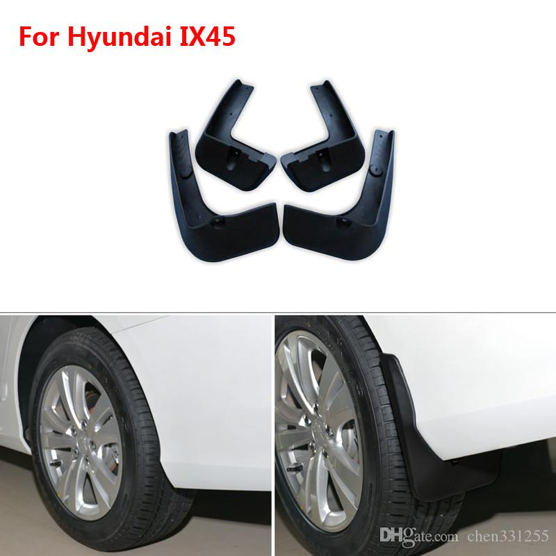 Nagelneues für Hyundai IX45 Qualitäts-ABS Schmutzfänger-Spritzschutz-Auto-Schutzblech-Schutzblech